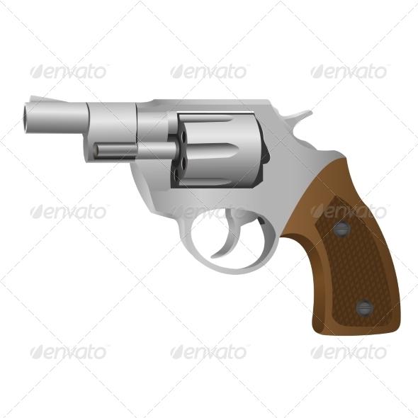 GraphicRiver Revolver 8074725