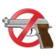 No Guns Allowed Sign  - GraphicRiver Item for Sale