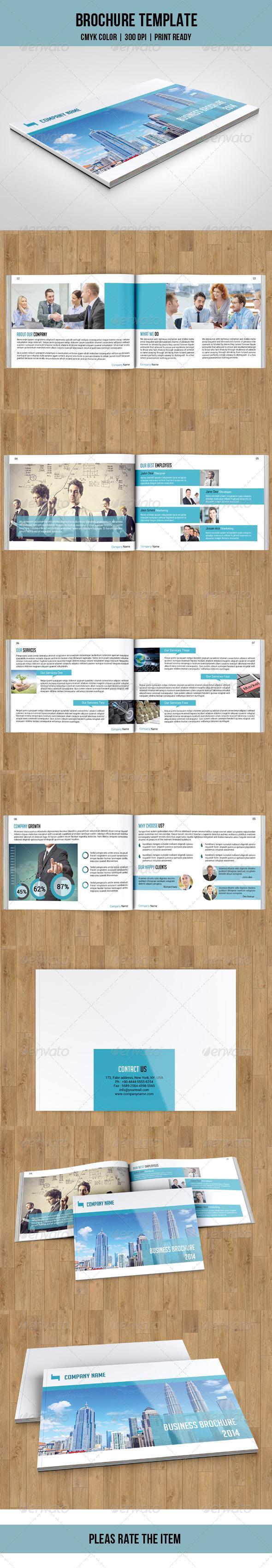 GraphicRiver Business Catalog-V27 8074777