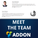 Meet The Team - Visual Composer Addon - CodeCanyon Item for Sale