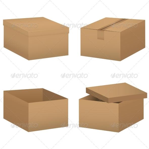 GraphicRiver Box Set 8075002