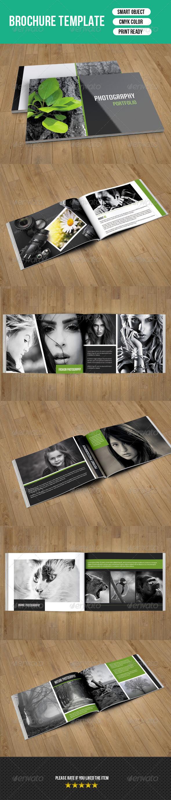 Photographer Portfolio Catalog