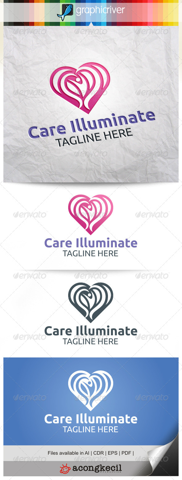GraphicRiver Care Illuminate V.2 8075150