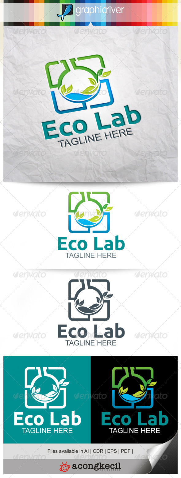 GraphicRiver Eco Lab V.2 8075202