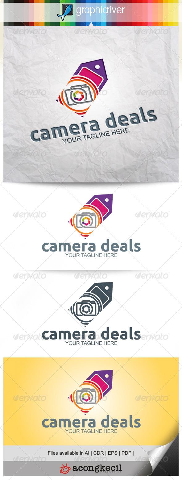GraphicRiver Camera Deals 8075292