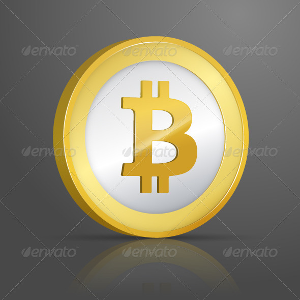 GraphicRiver Bitcoin 8075322