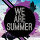 Minimalism Summer Party Flyer Template - GraphicRiver Item for Sale