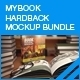 mybook Hardback Bundle - GraphicRiver Item for Sale