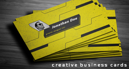 Stylish & Creative Business Cards