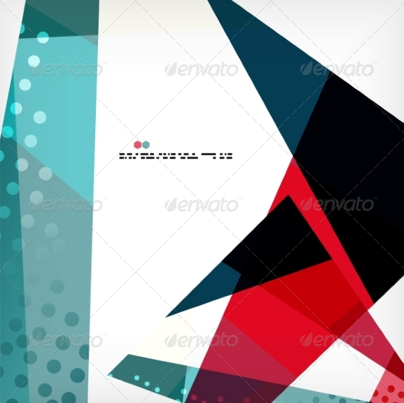 GraphicRiver Geometric Pattern 8077366