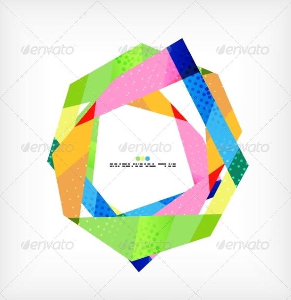 GraphicRiver Geometric Pattern 8077387