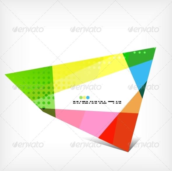 GraphicRiver Geometric Pattern 8077395