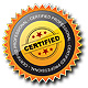 Certified Professional Seal - GraphicRiver Item for Sale