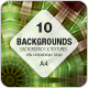 Cyber Future Kaleidoscope Backgrounds - Episode 01 - GraphicRiver Item for Sale