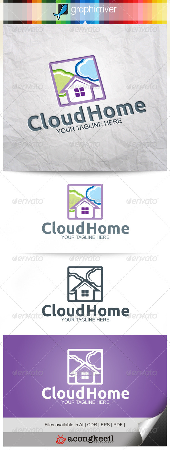 GraphicRiver Cloud Home 8077694