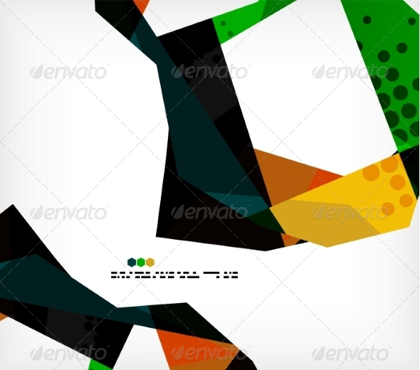 GraphicRiver Geometric Pattern 8077749