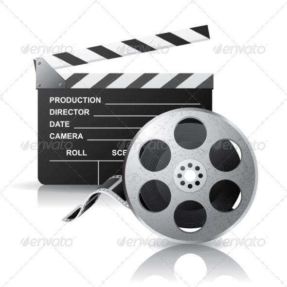 GraphicRiver Movie Reel 8077781