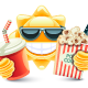 Sun 3D Cinema - GraphicRiver Item for Sale