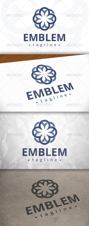 GraphicRiver Emblem Logo 8078431
