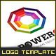 Power On - Dashboard Admin - Logo Template - GraphicRiver Item for Sale