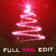 Christmas Light!  Full XML CARD  / AS3 - ActiveDen Item for Sale