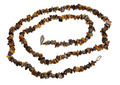 Beads of tiger's eye, isolated - PhotoDune Item for Sale