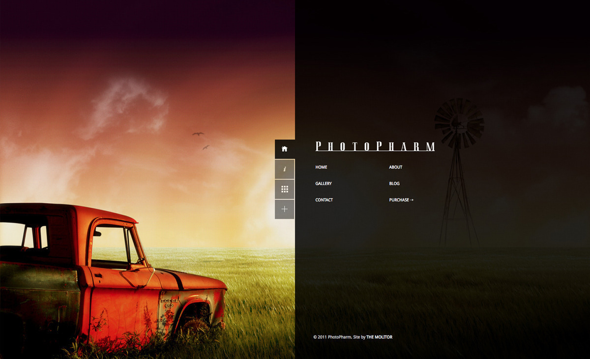 PhotoPharm: Premium Photography and Blog Theme
