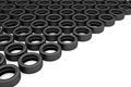 Group of car tires - PhotoDune Item for Sale