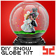 Snow Globe/Dome Kit - GraphicRiver Item for Sale