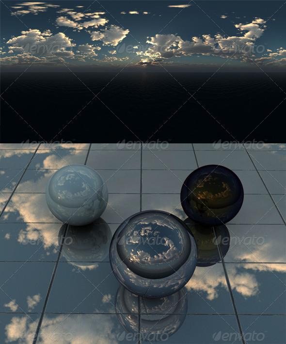3DOcean Sea 129 8079614