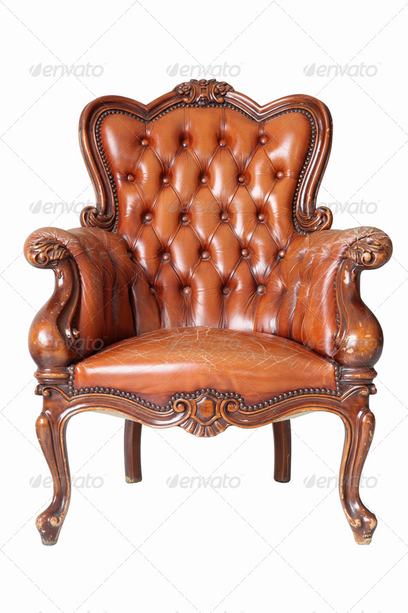leather Sofa - Stock Photo - Images