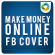 Make Money Online Facebook Cover Page - GraphicRiver Item for Sale