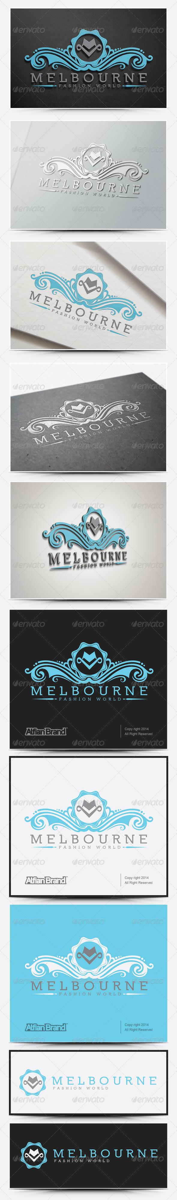 GraphicRiver Royal Fashion Logo 8051438