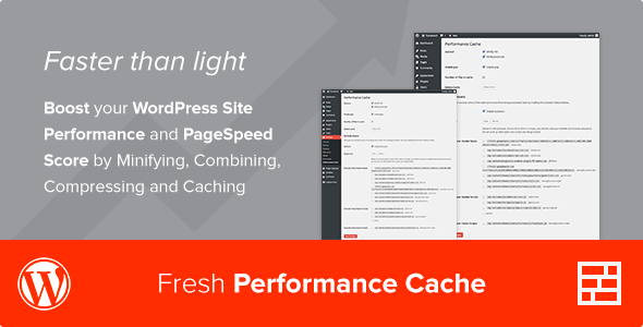 Fresh Performance Cache - CodeCanyon Item for Sale