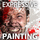 Expressive Painting Photo Effects - GraphicRiver Item for Sale