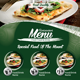 Fresh Menu v2 - GraphicRiver Item for Sale
