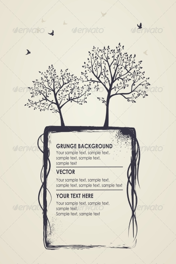 GraphicRiver Grungy Natural Background 8082838