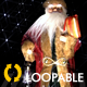 Xmas Santa - Loop - VideoHive Item for Sale
