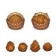 Illustration of Basket with the Pine Cones - GraphicRiver Item for Sale