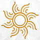 Sun Ray Logo Template - GraphicRiver Item for Sale