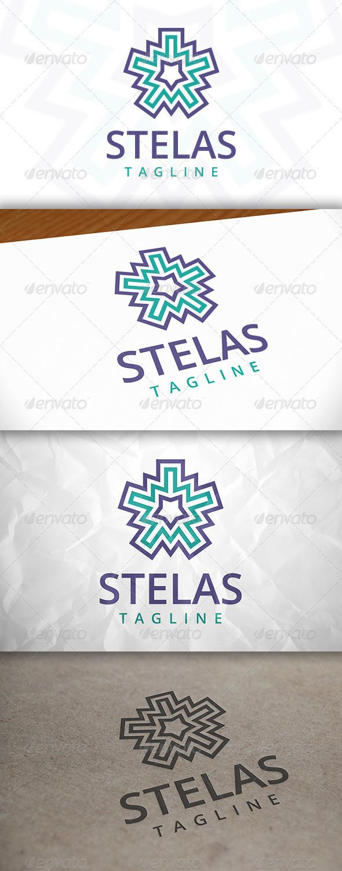 GraphicRiver Stelas Logo 8083248