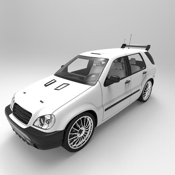 3DOcean Sport Car 8083342