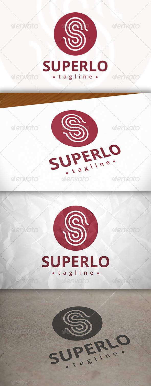 GraphicRiver Super Logo 8083393