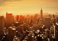 Sunset in Manhattan, New York - PhotoDune Item for Sale