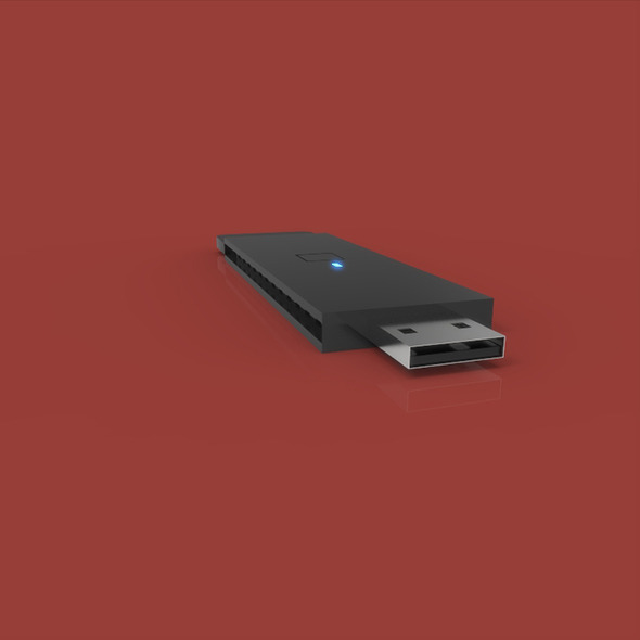 3DOcean Wireless pen drive 8084054