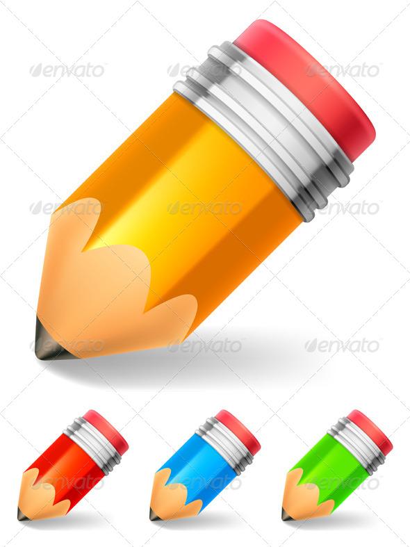 GraphicRiver Little Pencil 8084571