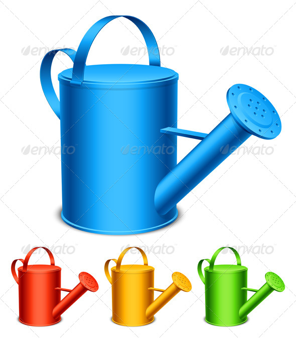 GraphicRiver Watering Can 8084736