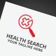 Health Search Logo - GraphicRiver Item for Sale