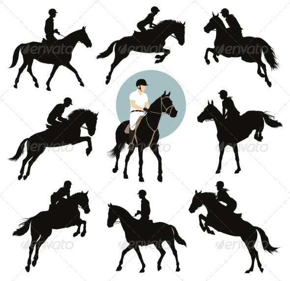 GraphicRiver Equestrian Sports 8085202