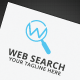 Web Search Logo - GraphicRiver Item for Sale